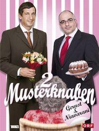 Cover Gernot & Niavarani - 2 Musterknaben [DVD]